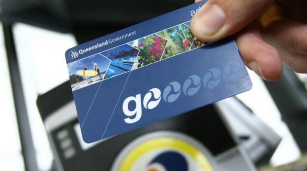 go card queensland australia