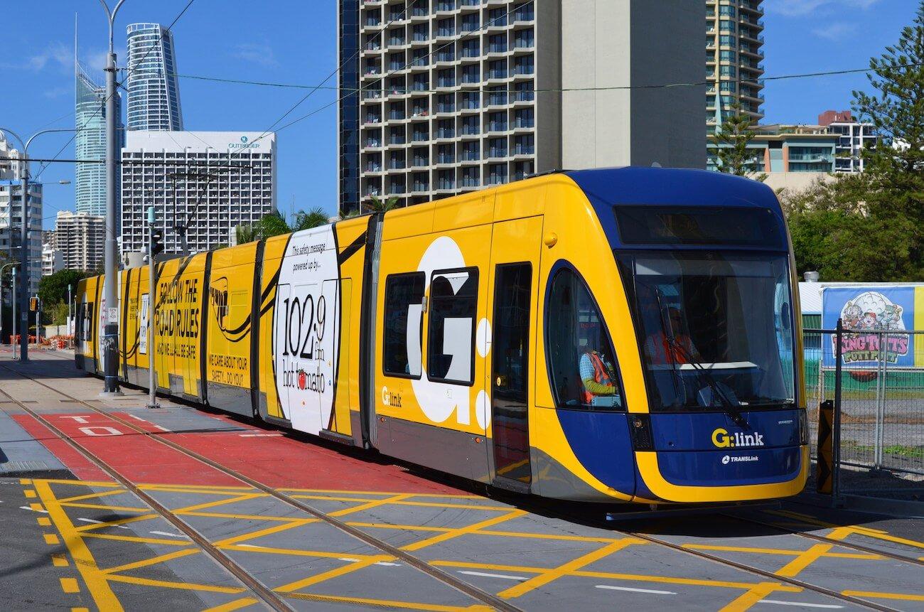 Transporte Público e o Sistema Go Card de Gold Coast