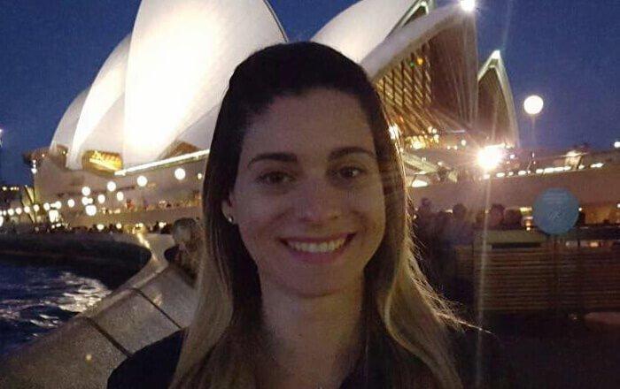 Relato da Austrália Leticia
