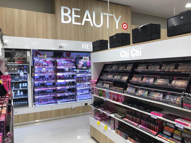 Maquiagem e produtos de beleza