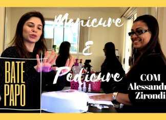 Bate-Papo com Alessandra Zirondi - Manicure e Pedicure na Austrália