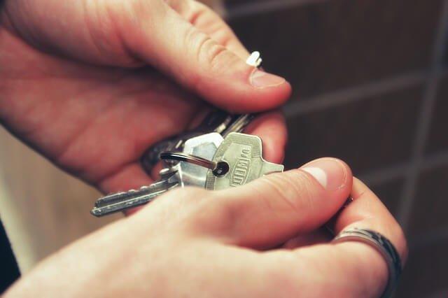 chaves do aluguel na australia