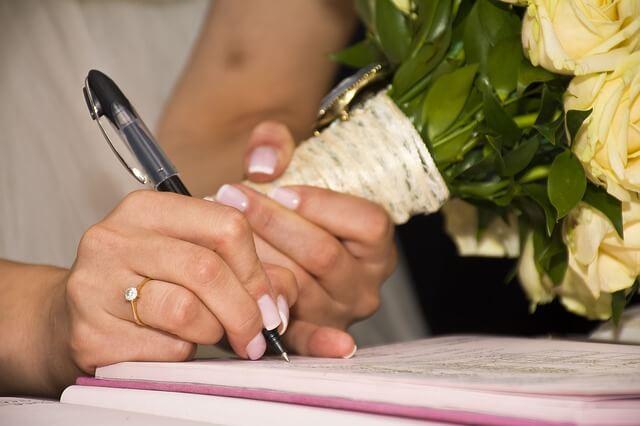 Registrar Um Relacionamento de união estável na Austrália