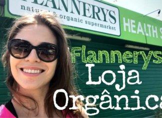 Produtos Orgânicos na Austrália Flannerys - Vídeo #21