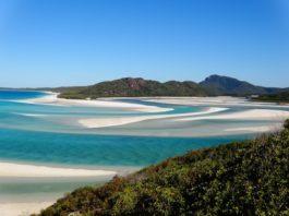 Pontos Turísticos da Austrália - Ilhas Whitsundays