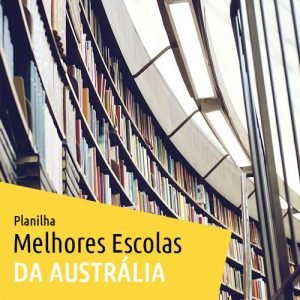 Planilha Com as Melhores Escolas de Cada Cidade Australiana