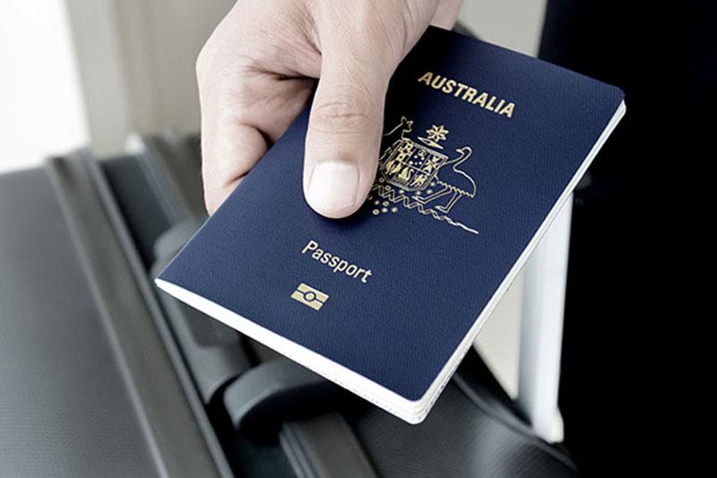 Como funciona um intercâmbio - passaporte
