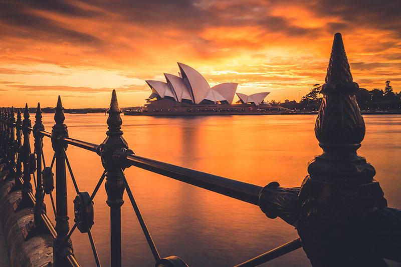Vida na Austrália