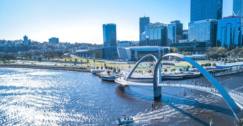 Perth principais cidade da Austrália