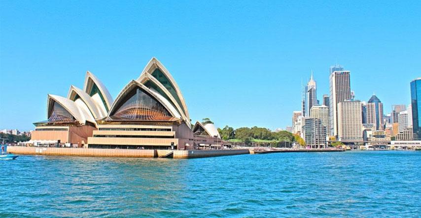 Sidney a principal cidade da Austrália