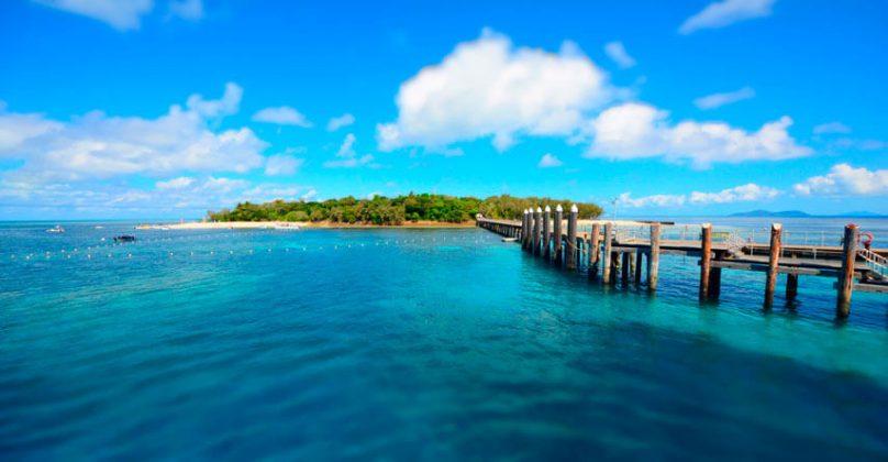 ilha na australia