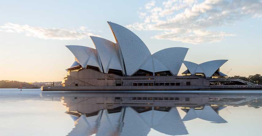 melhores cidades australia para intercambio sydney