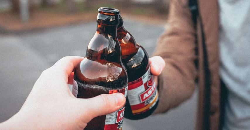 bebidas alcoolicas na rua são proibidas na australia