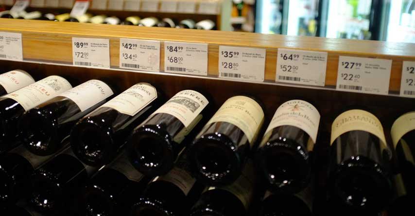 bottle-o é uma gíria australiana para loja de bebidas alcoolicas