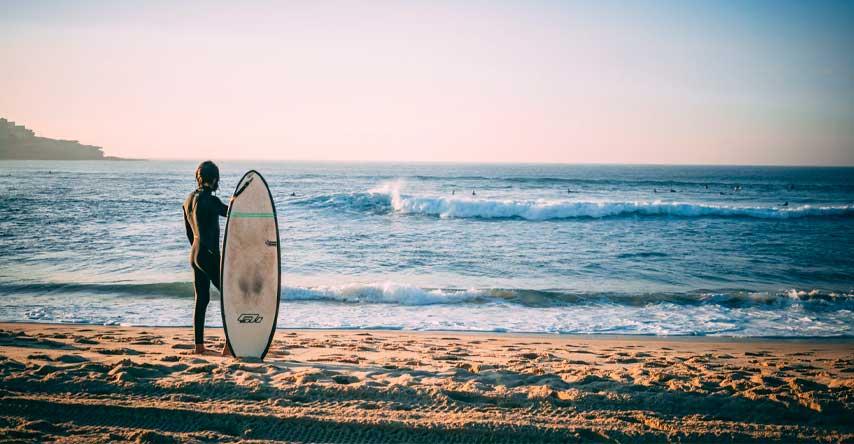 como é morar na australia praias