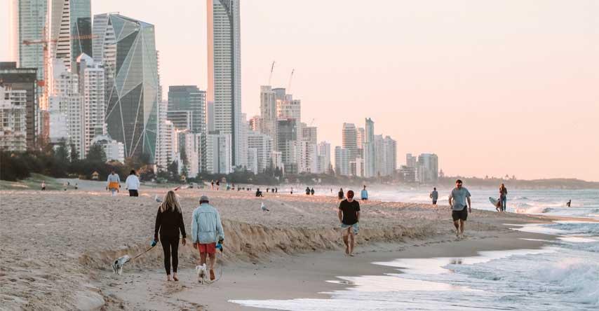 o que fazer em gold coast surfers paradise
